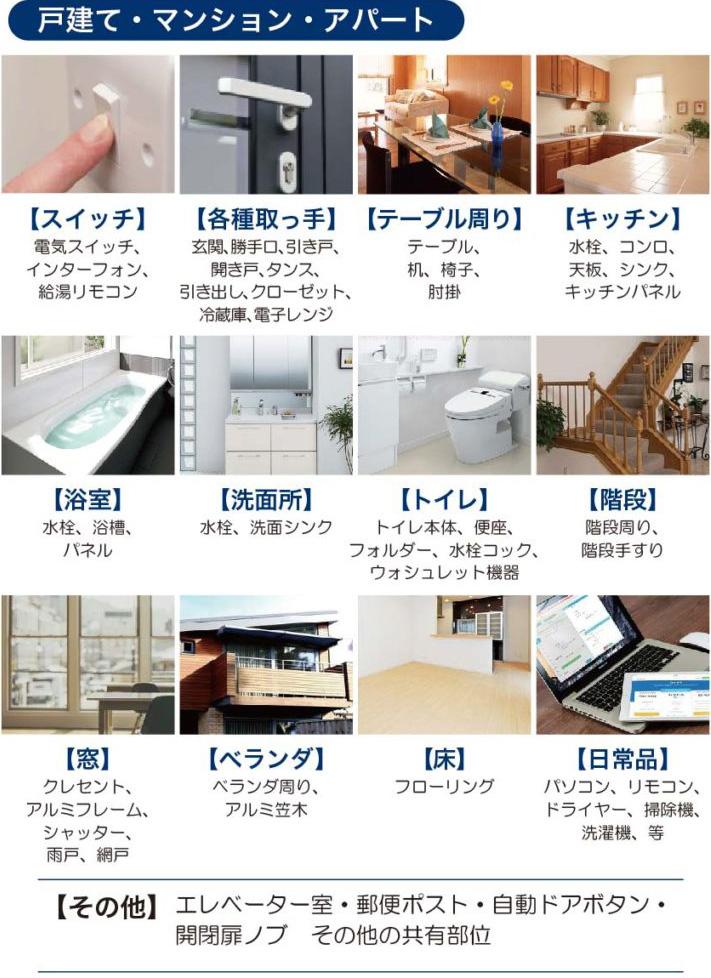戸建て・マンション・アパート